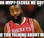 Harden MVP meme