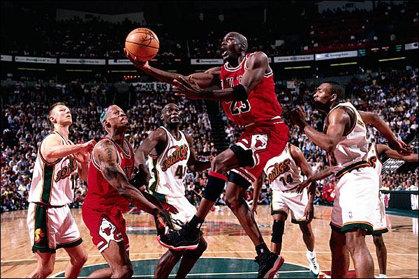 Jordan 1996