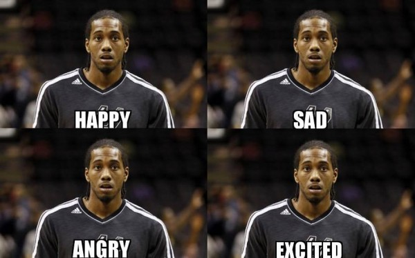 Image result for kawhi meme