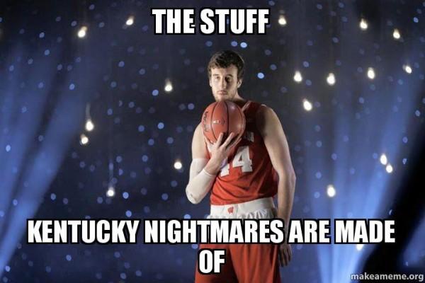 Kentucky nightmares
