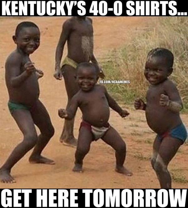 Kentucky shirts
