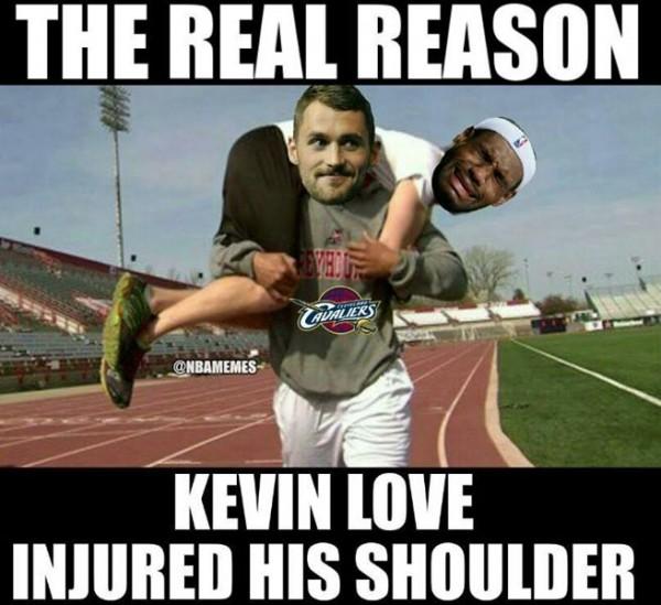 Kevin Love meme