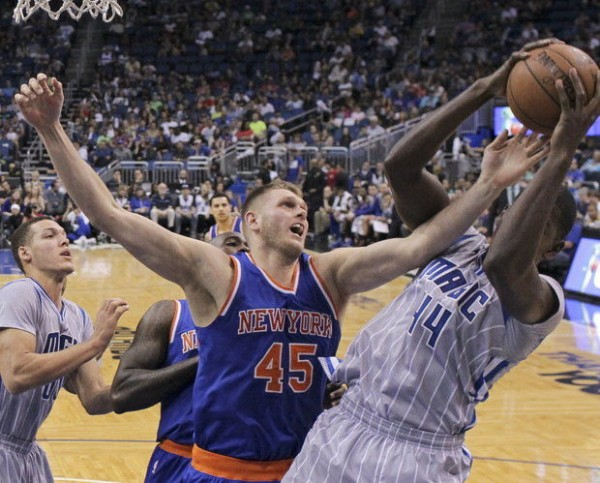 Knicks vs Magic