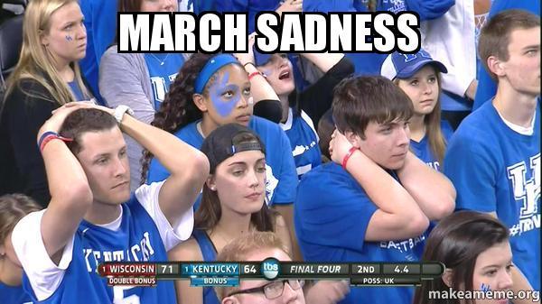 March Sadness