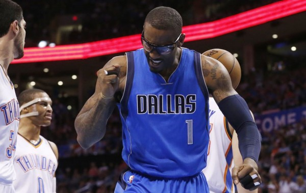 Mavericks beat Thunder