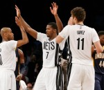 Nets beat Pacers