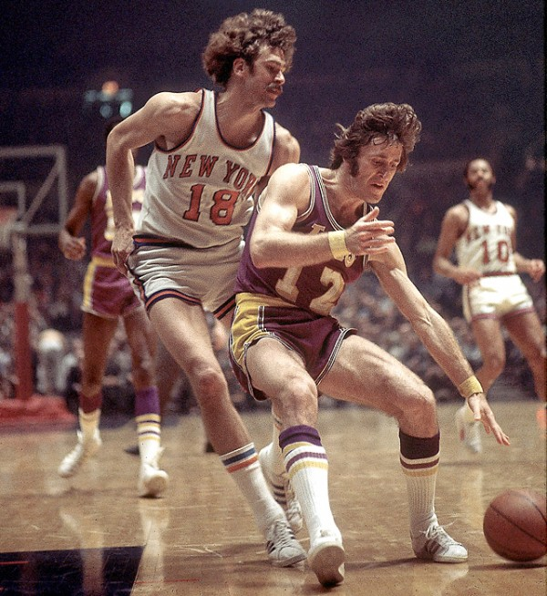 Pat Riley, Phil Jackson