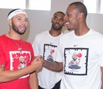 Paul Pierce, Deron Williams