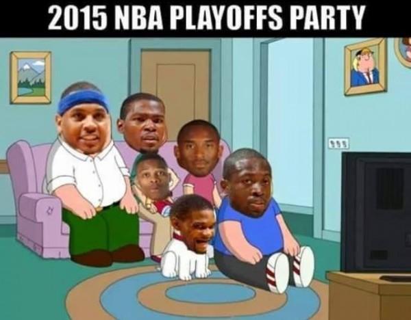 Playoffs Party
