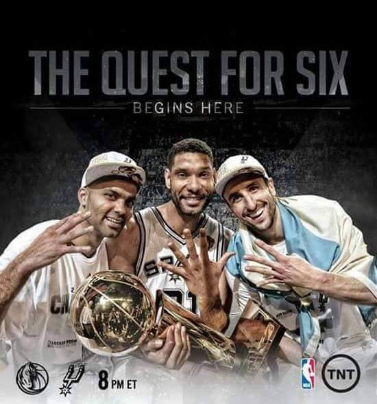 Quest for six