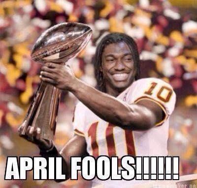 RG3 April Fools