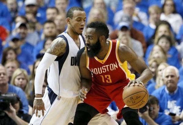 Rockets vs Mavericks
