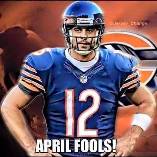 Rodgers April Fools