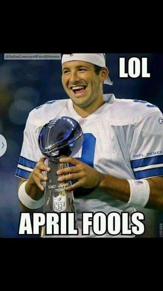 Romo April 1