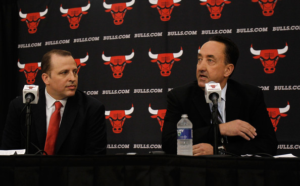 Tom Thibodeau, Gar Forman