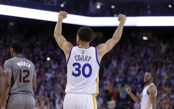Warriors beat Suns