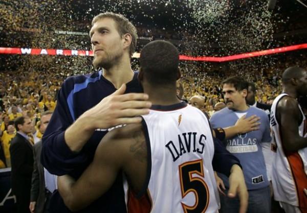 Warriors vs Mavericks 2007