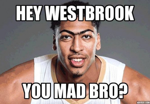 Westbrook Mad