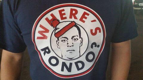 Where's Rondo