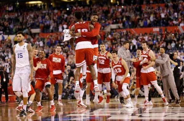 Wisconsin beat Kentucky