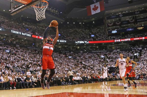 Wizards beat Raptors