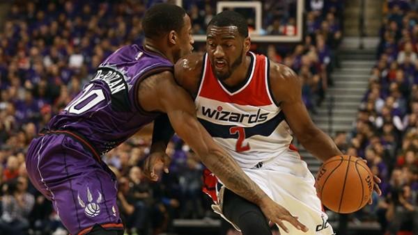 Wizards vs Raptors