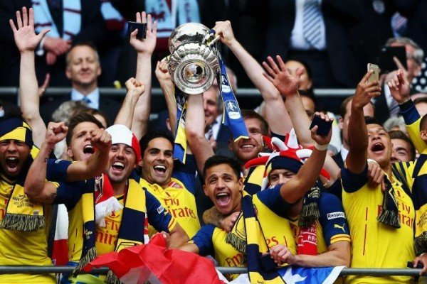 Arsenal FA Cup Winners