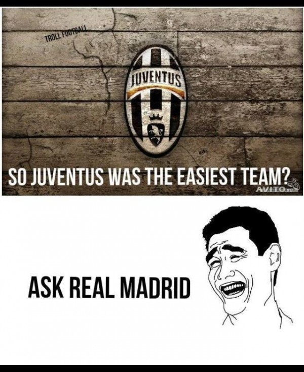 Ask Real Madrid