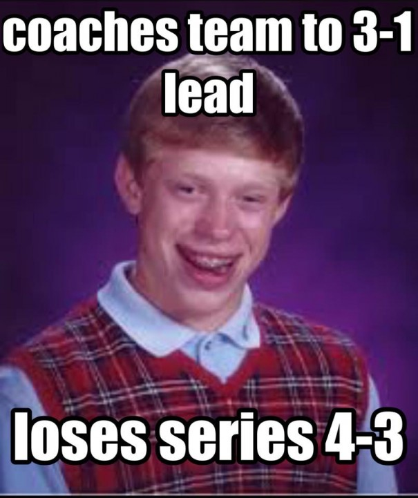 Bad luck Doc