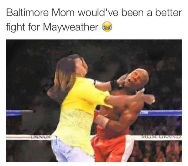Baltimore mom