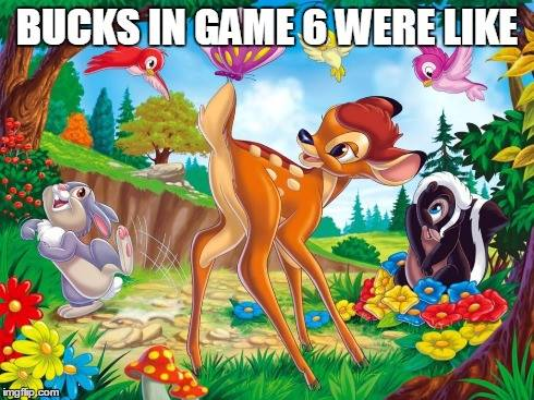 Bambi meme