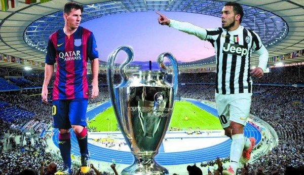 Barcelona Vs Juventus The Two Teams Of The Champions League Final