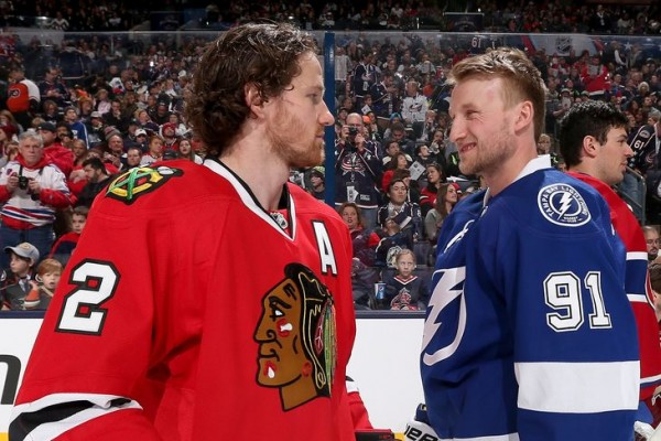 Blackhawks vs Lightning