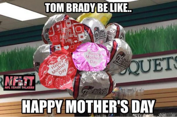 Brady's mother's day gift