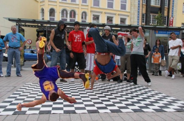 Breakdance Curry