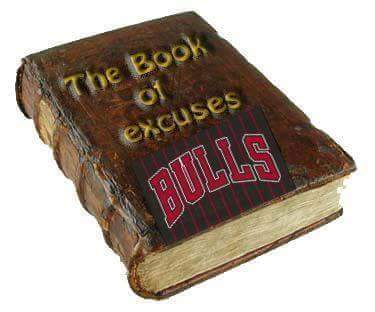 Bulls book of excuses
