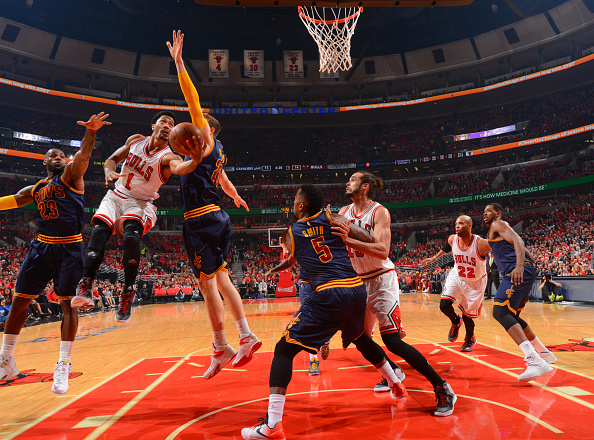 Bulls vs Cavaliers