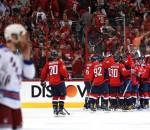 Capitals beat Rangers