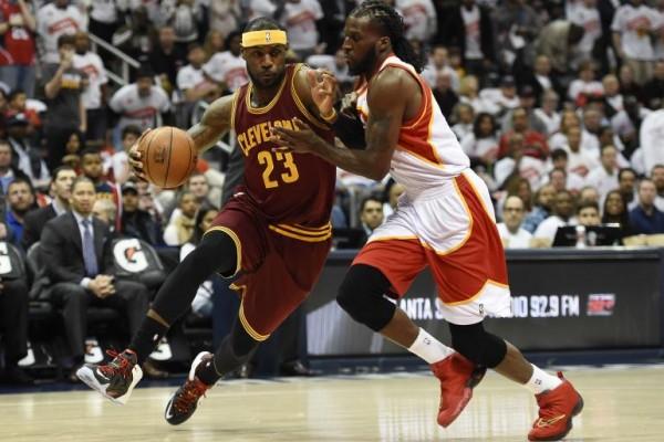 Cavaliers vs Hawks