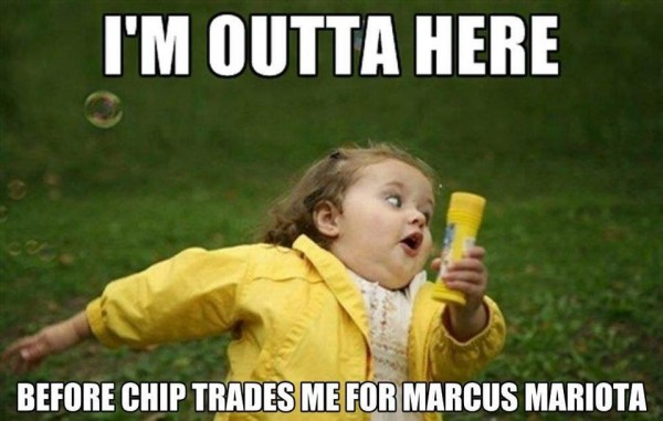 Chip Kelly trade