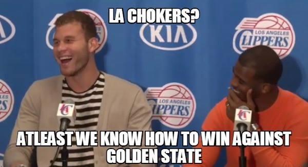 Chokers but better than Rockets