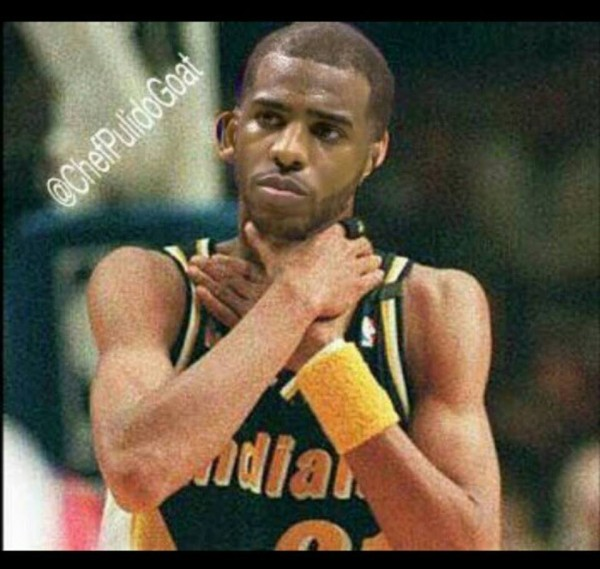 Choking Paul