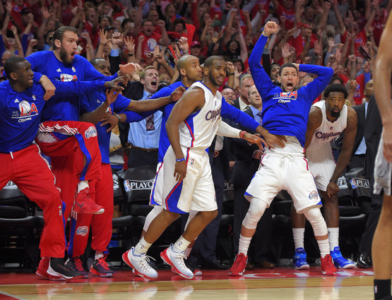 Clippers beat Spurs