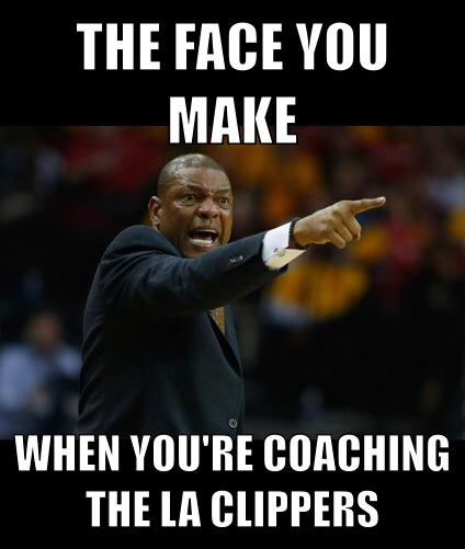 Clippers face