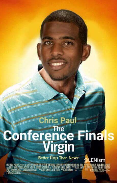 Conference finals virgin