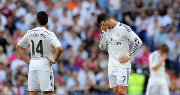 Cristiano Ronaldo, Chicharito