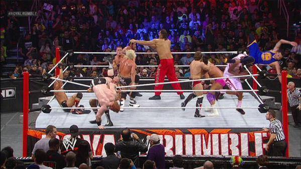 Curry Royal Rumble