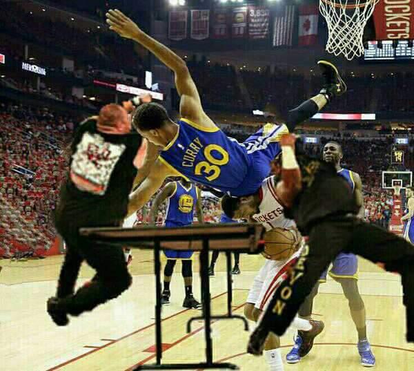 Curry & WWE
