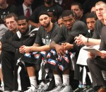 Depressed Nets bench
