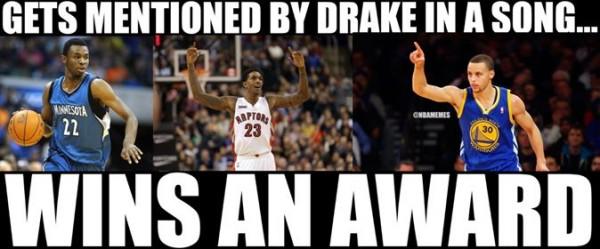 Drake Blessing